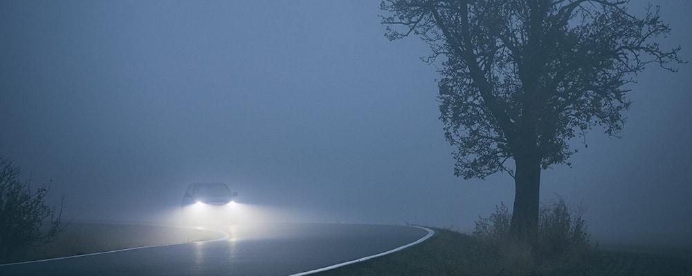 Lichttest bei Kramer Fahrzeugtechnik in Dransfeld